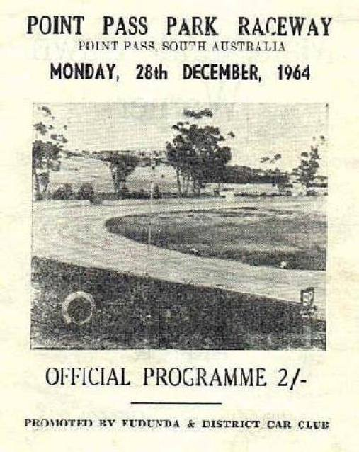 55 Year Reunion of 1964 Australian TQ Championships to be held at the Eudunda Show