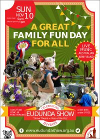 Eudunda Show Program 2019 for Download