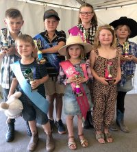 Eudunda Show 2019 Showgirl – Showboy Results Available