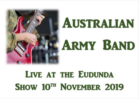 Live Music - Australian Army Band at the Eudunda Show